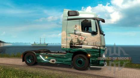 Across the Ocean for Euro Truck Simulator 2