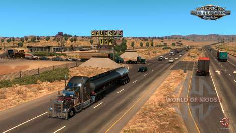 Arizona DLC release for American Truck Simulator