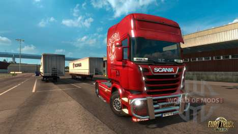 Mighty Griffin DLC for Euro Truck Simulator 2