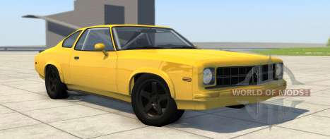 New Race variant for Moonhawk from BeamNG Drive