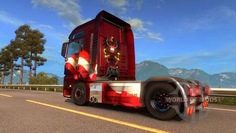 Austrian skin for Euro Truck Simulator 2