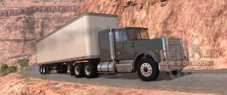 New trailer for T-Series in BeamNG Drive