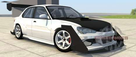 New accessories for Sunburst from BeamNG Drive