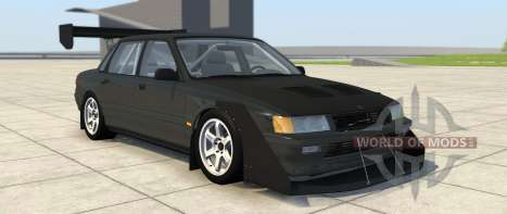 New accessories for '88 Pessima from BeamNG Drive
