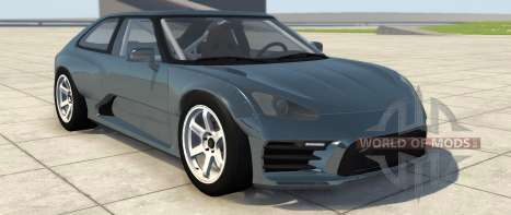 New option for SBR4 from BeamNG Drive