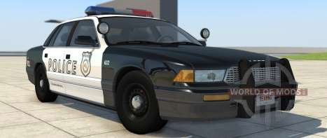 New accessories for Grand Marshal from BeamNG Drive