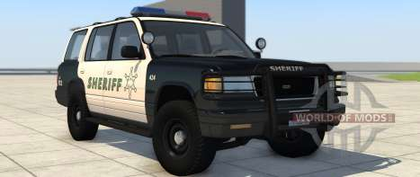New accessories for Roamer from BeamNG Drive