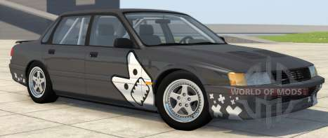 New Custom skin for '88 Pessima from BeamNG Drive