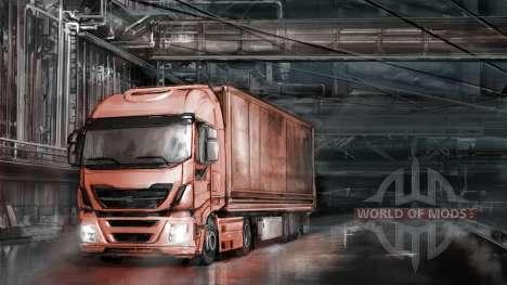 Euro Truck Simulator 2 Fan-art