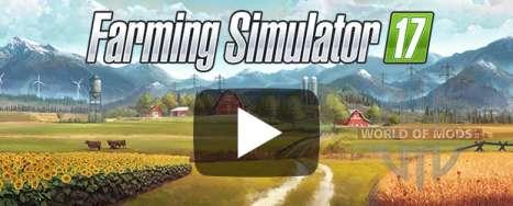 Farming Simulator 2017 Trailers