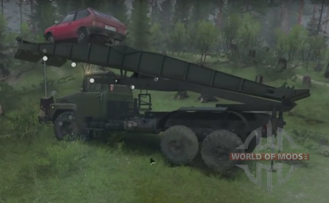 Catapult in SpinTires
