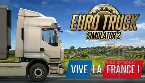 new DLC for Euro Truck Simulator 2