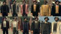 Clothing in Mafia 2