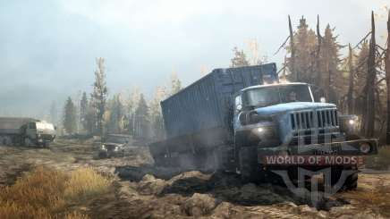 How to refuel Spintires
