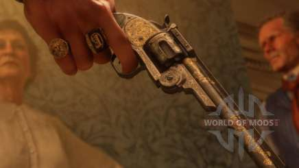 Red Dead Redemption 2: free weapons