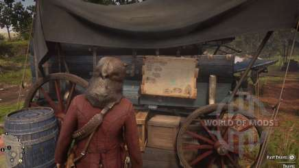 Red Dead Redemption 2: the use of the map