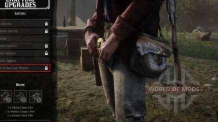 Red Dead Redemption 2: bag improvement