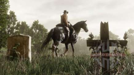 Red Dead Redemption 2: the death of Arthur