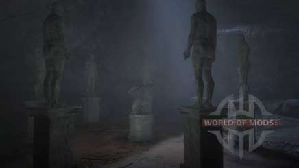 Strange statues in RDR 2