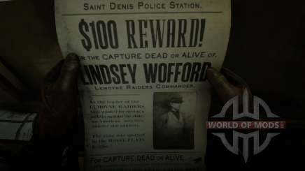 The Hunt for Lindsey Wofford