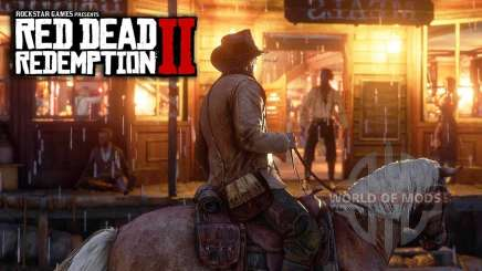 How to replay a mission in RDR 2