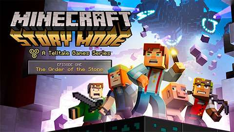Minecraft Story Mode is already available!