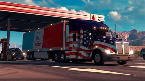 American Truck Simulator: system requirements