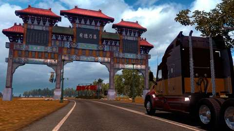 New maps for American Truck Simulator