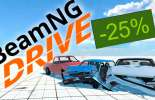 Discount on BeamNG Drive on Steam