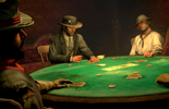 Red Dead Redemption 2: test gambling