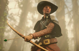 Red Dead Redemption 2: the arrow test
