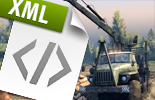 SpinTires XML files guide