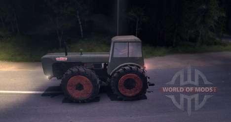 Dutra D4K for Spin Tires