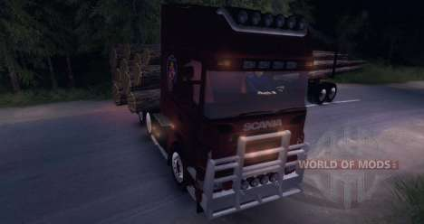 Scania Truck Logger v2.2 for Spin Tires