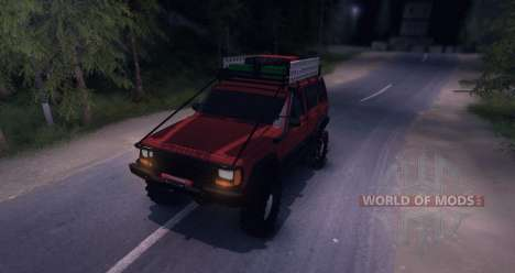 Jeep Cherokee v1.0 for Spin Tires