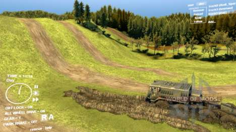 ENB series v 4.0 for Spintires for Spin Tires