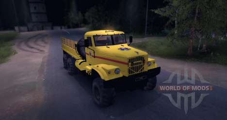 Kraz MD for Spin Tires