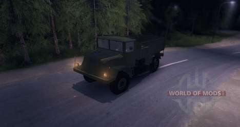 Tatra 128 FULL for Spin Tires