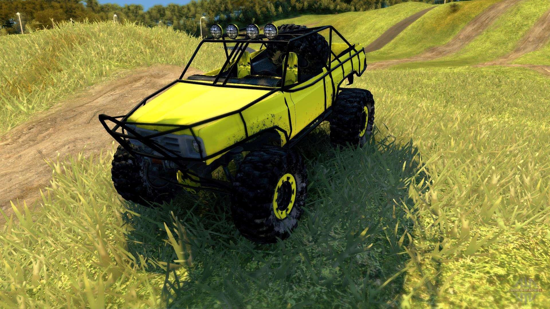 Chevy Rock Crawler : Chevy blazer rock crawler for spin tires