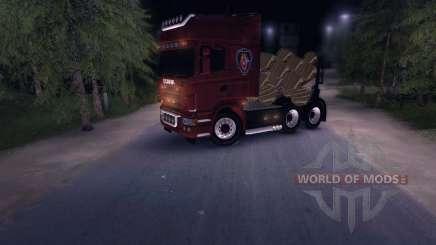Scania Truck Logger v2.0 for Spin Tires