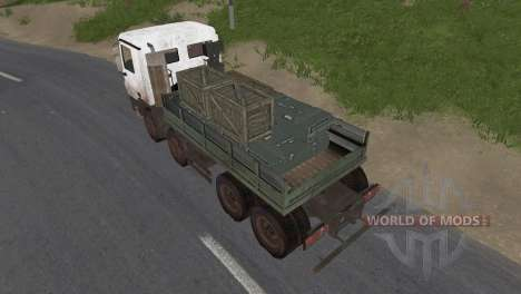 Mercedes-Benz Actros 3241 for Spin Tires