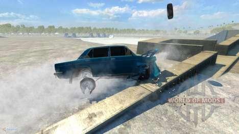 VAZ-2103 for BeamNG Drive