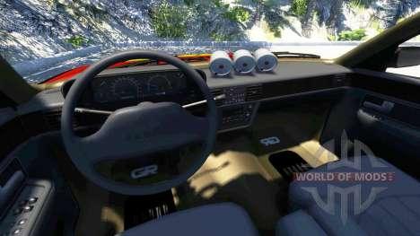 Gavril Grand Marshal Sport for BeamNG Drive