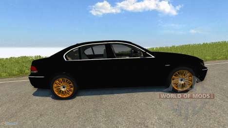 BMW 760Li E66 for BeamNG Drive