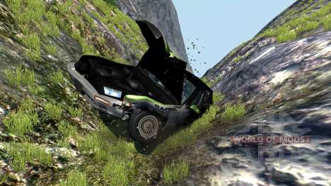 Gavril Grand Marshal Rally for BeamNG Drive