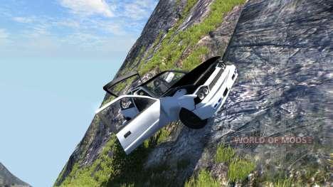 Ibishu M1 for BeamNG Drive
