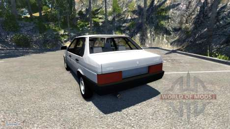 VAZ-21099 Lada Sputnik for BeamNG Drive