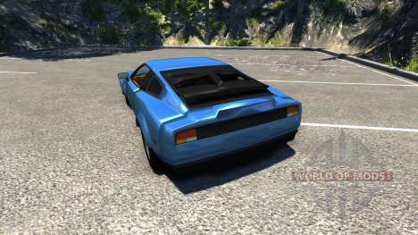 Civetta Bolide Florida for BeamNG Drive
