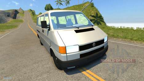 Volkswagen Transporter T4 for BeamNG Drive