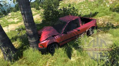 Ibishu Pickup for BeamNG Drive